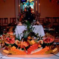 festliches Buffet für Ihre Feiern