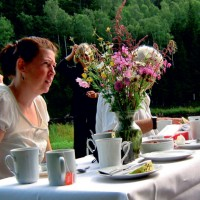 Frühstück am See - wir organisieren es